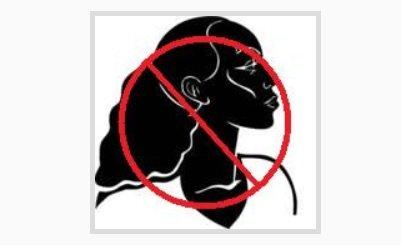 naaga hates black women
